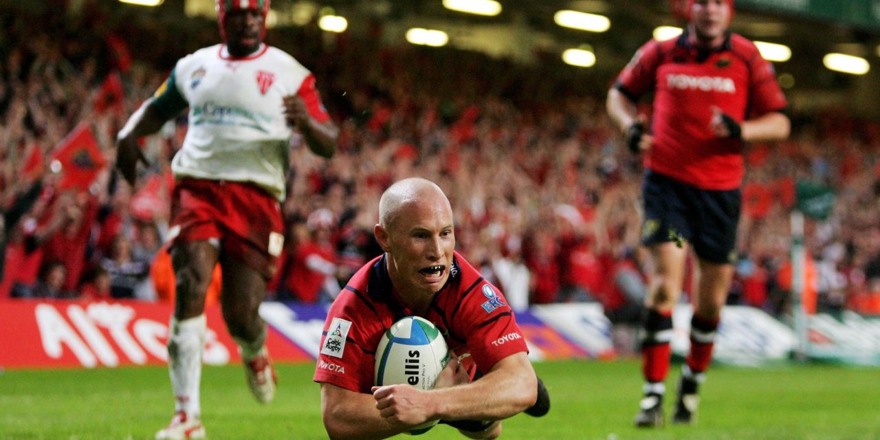 Peter Stringer calls time on illustrious rugby career