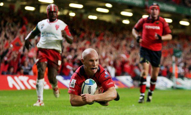 Peter Stringer calls time on illustrious rugby career