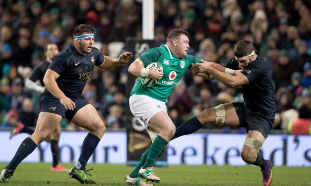 Dave Kilcoyne called up to Ireland training ahead of third test with Australia