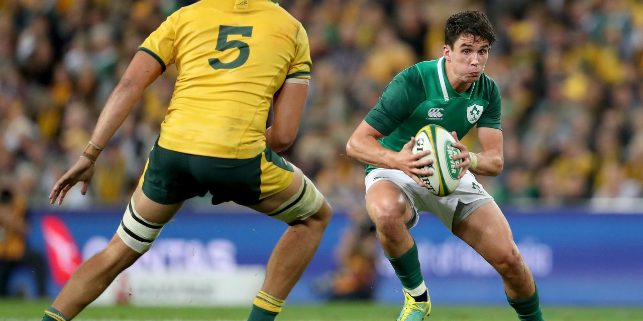 WATCH: Missed chances as Ireland come up short against Australia