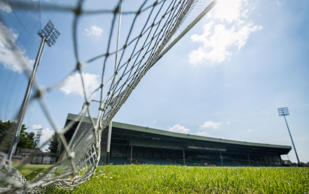 GAA Football All-Ireland Senior Championship Qualifier Round 1, Gaelic Grounds 9/6/2018 Limerick vs Mayo A general view of the Gaelic Grounds Mandatory Credit ©INPHO/Oisin Keniry