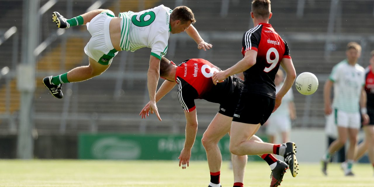 Mayo simply have too much for Limerick in qualifier