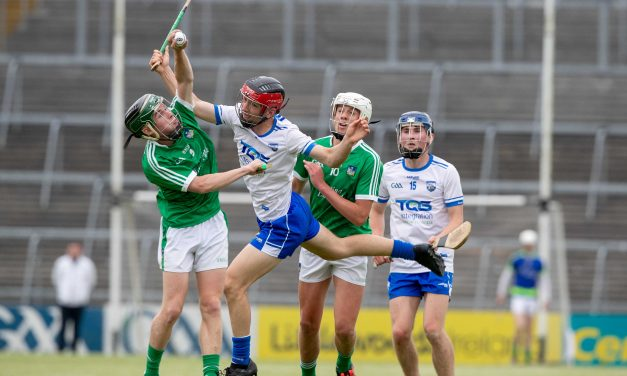 Below par Limerick minors lose out to Waterford as focus now turns to Clare