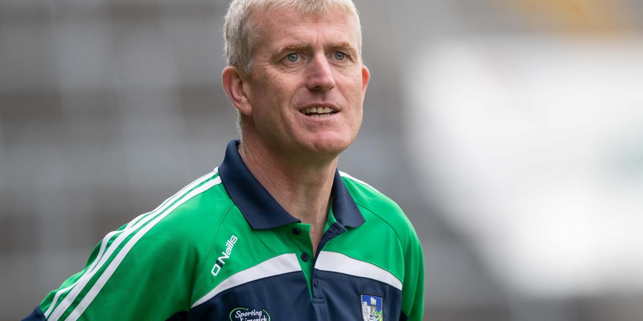"WATCH: John Kiely says Limerick will ""have the right attitude"" going in to Carlow clash"