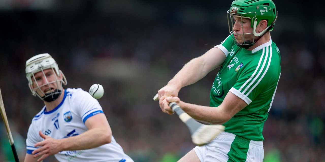 Fixture details for Limerick v Carlow confirmed