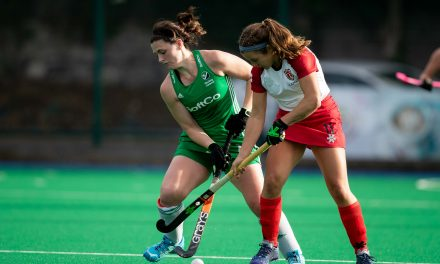 Roisin Upton selected in Irish Hockey pre-World Cup squad