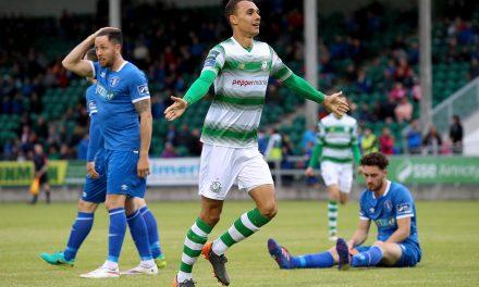 League Report: Limerick FC 0-2 Shamrock Rovers