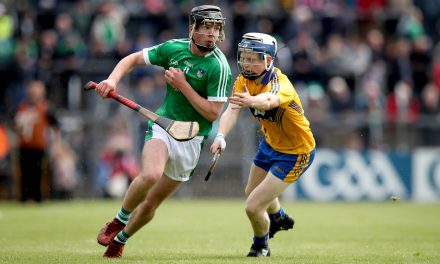Late Cathal O'Neill 65 sees Limerick minors edge Clare in thriller