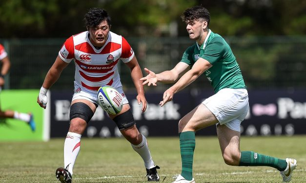 WATCH: Ireland beat Japan to secure 2019 Junior World Cup place
