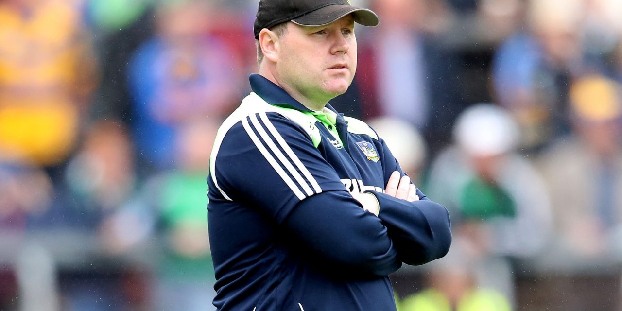 """WATCH: Antóin Power praises """"hard working and honest"""" minors ahead of Munster final"""