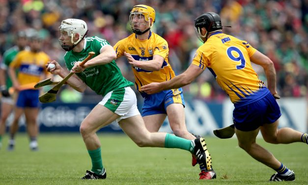 WATCH: Highlights of Limerick's loss to Clare in Munster Championship
