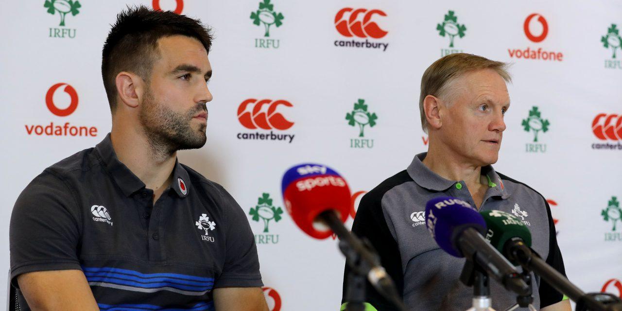 WATCH: Irish team announced for deciding Australian test