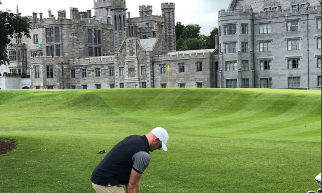 """Probably the nicest course I've ever played"" – NFL Star J.J Watt on Adare Manor"