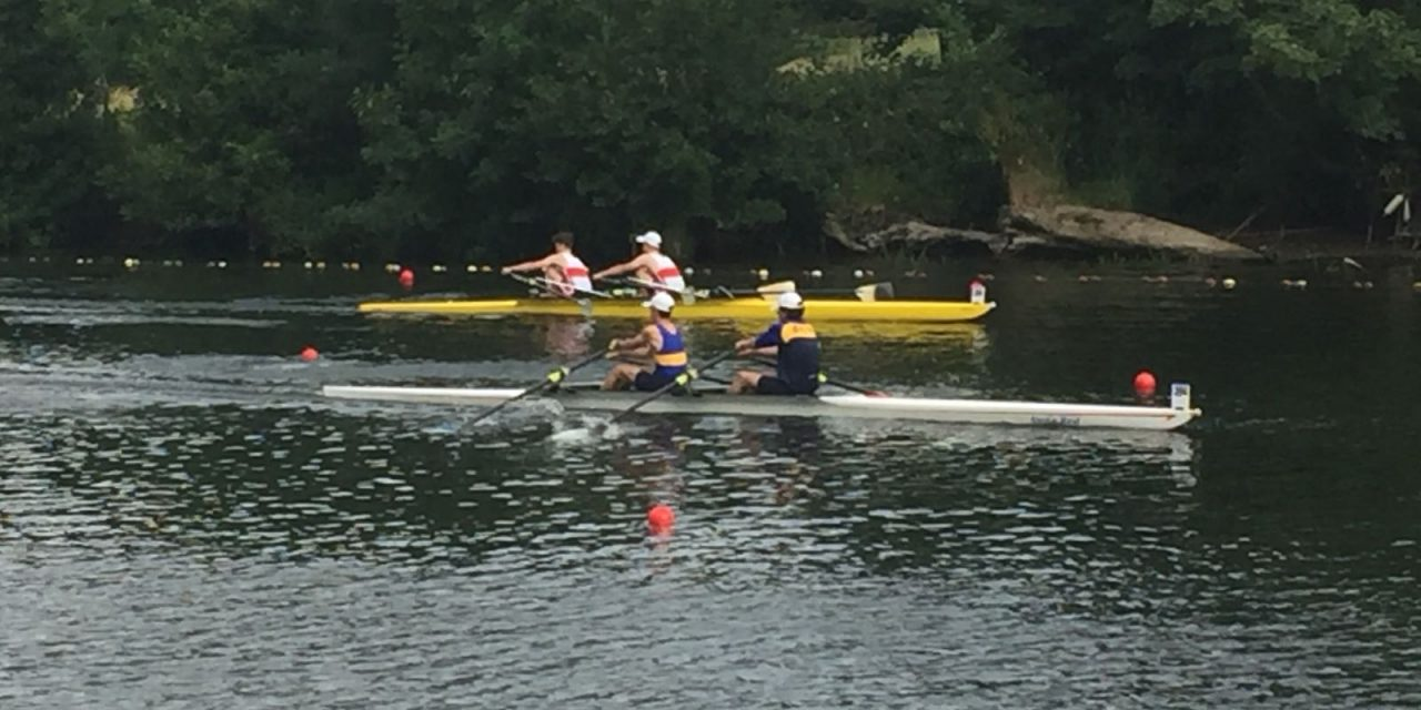 St Michael's Rowing Club enjoy another weekend of success in Fermoy