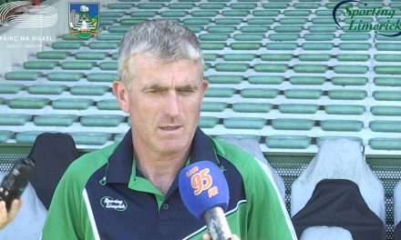 "WATCH: John Kiely on Dr Cullen Park surface ""You have to play on whatever is in front of you"""
