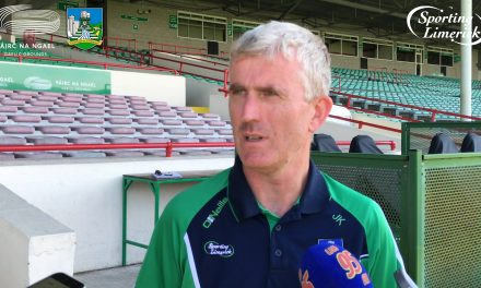 "WATCH: John Kiely says ""both teams have improved"" ahead of crucial 1/4 final"