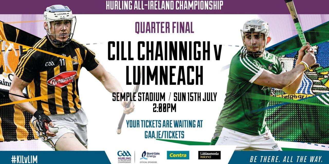 All Ireland hurling permutations ahead of 1/4 final weekend