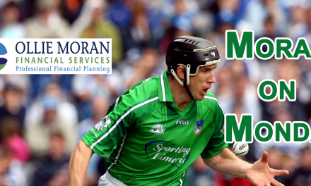 "LISTEN: Ollie Moran commends Limerick's ""heart and commitment"""