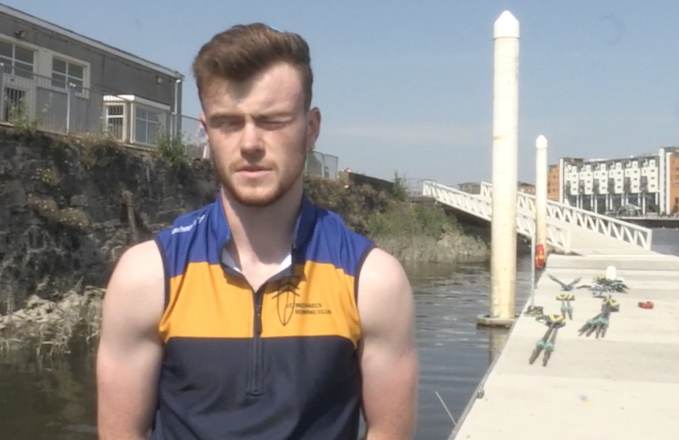 "WATCH: Ryan Spelman says ""It's an honour to race it in Ireland"" at upcoming Coupe de la Jeunesse"