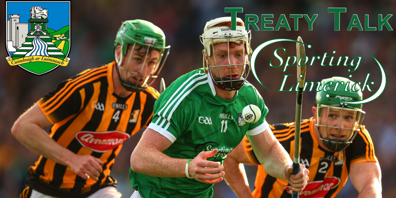 LISTEN: Treaty Talk S02E23 with Sporting Limerick and Matt O'Callaghan