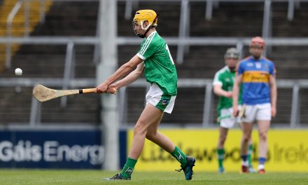 Limerick's Cathal O'Neill named on Minor Hurling Team of the Year