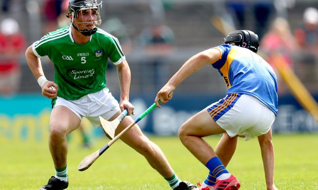 REPORT: Limerick fall to Tipperary in one sided Munster Minor Hurling Final