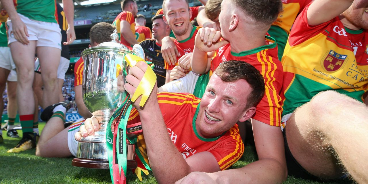 Limerick hurlers travel to face McDonagh Cup champions Carlow