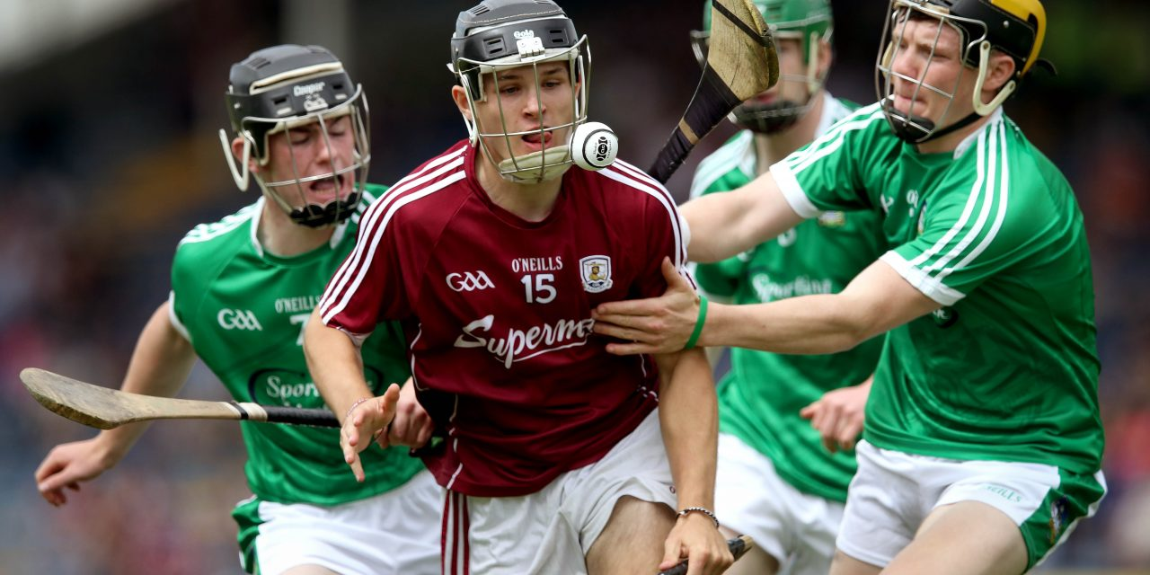 Limerick minors suffer 11 point loss to Galway in bid to reach All Ireland Semis