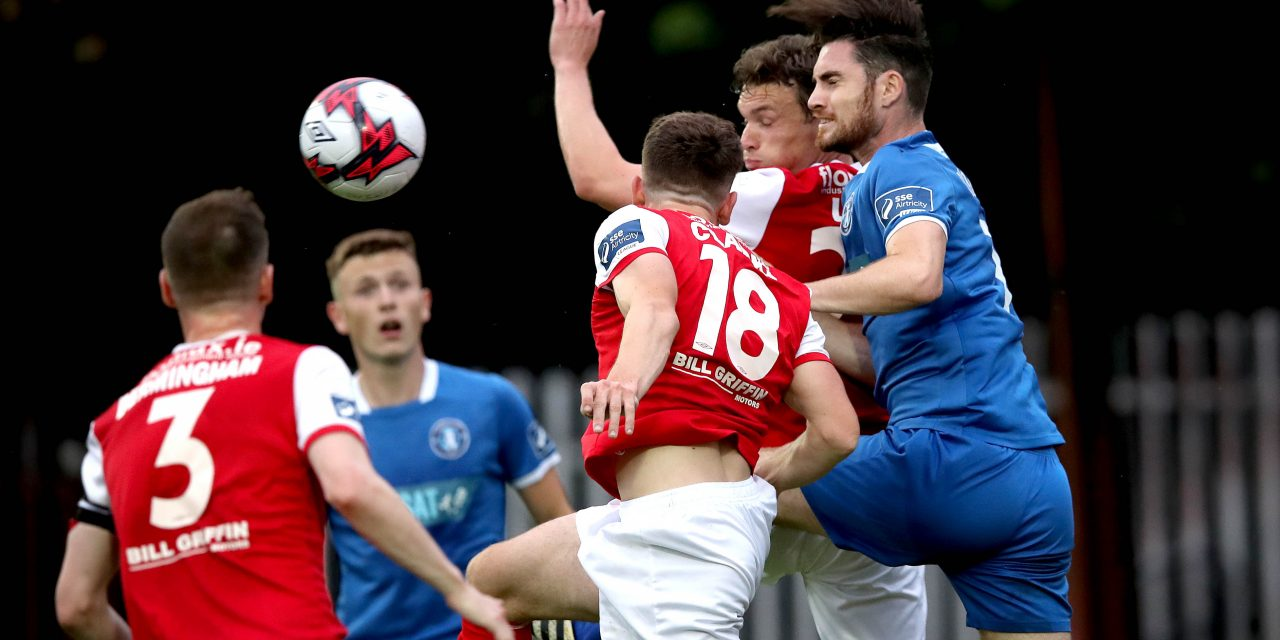 Watch: Post match reaction from Limerick FC's narrow loss to St Pats