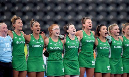WATCH: Roisín Upton prominent as Ireland make stunning World Cup start