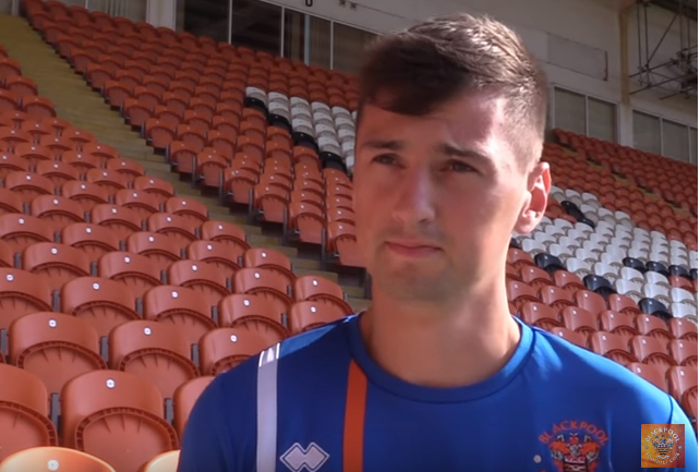 WATCH – Limerick man Paudie O'Connor on his loan move to Blackpool