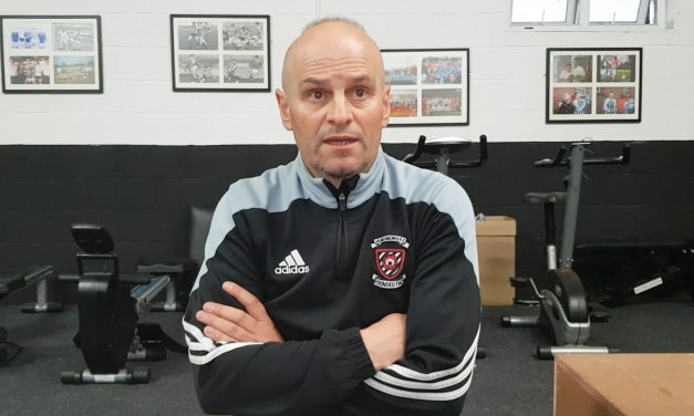 WATCH: Janesboro co-manager Aidan Ryan's ambitions for new season