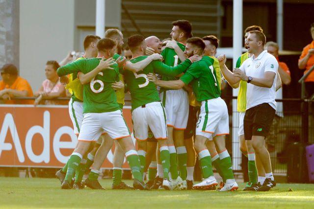 WATCH: Limerick's Aaron Tier's goal helps Ireland to European bronze