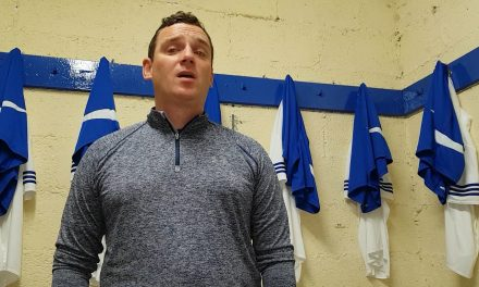WATCH: Prospect manager Derek Braddish relishing premier division challenge