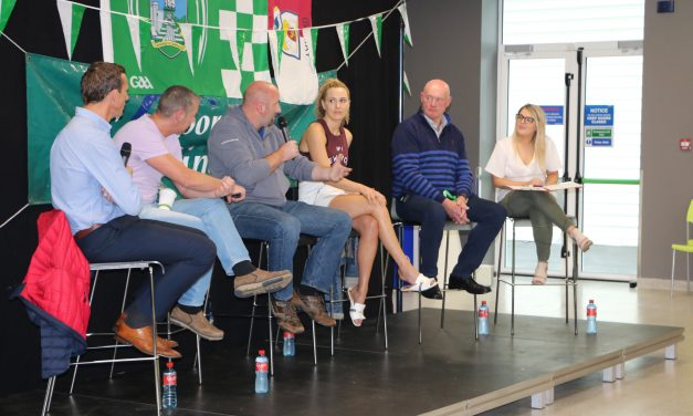 WATCH: Sporting Limerick All Ireland Panel Discussion