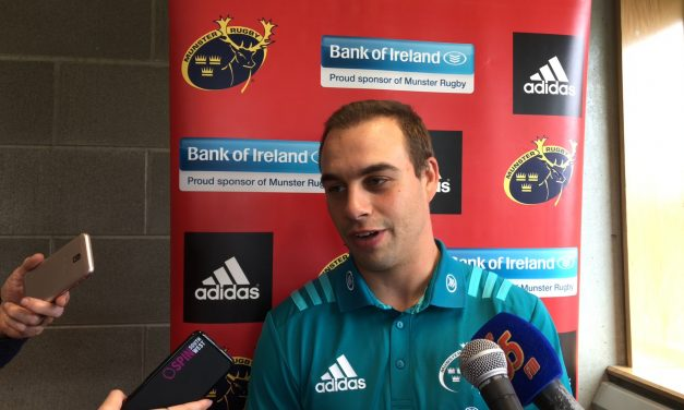"""WATCH – James Hart on Munster goals """"hopefully get to a few finals and win a few trophies"""""""