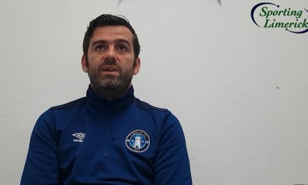 Listen: Limerick FC manager Tommy Barrett targets further progression in the FAI Cup