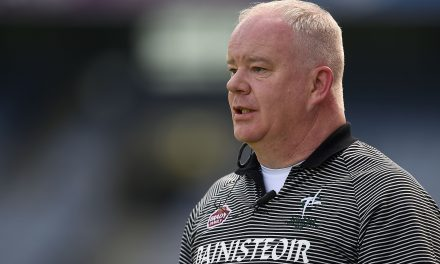 Quaid steps down as Kildare hurling manager after three years