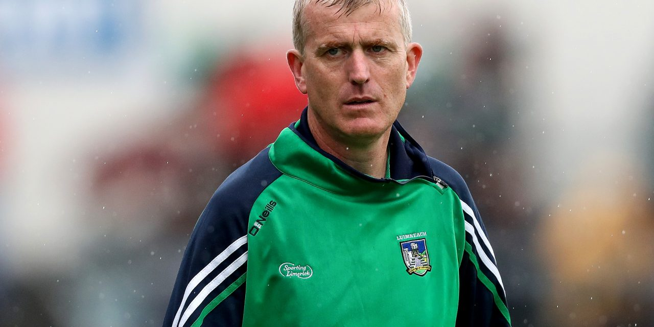 WATCH – John Kiely on Galway's fast starts and selection headaches