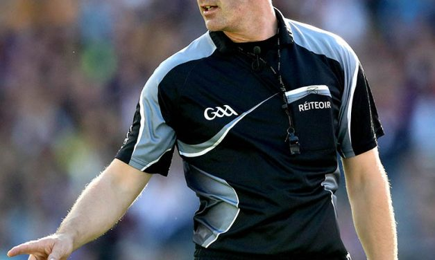 Wexford's James Owens to referee Limerick v Galway All-Ireland Final
