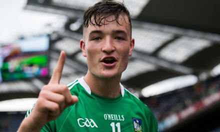 "WATCH: Kyle Hayes ""The support we have in Limerick is absolutely ridiculous"""