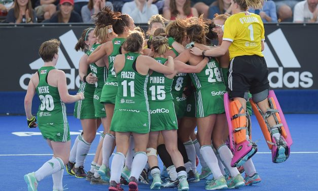 WATCH: Highlights of Ireland's historic win over India in Hockey World Cup