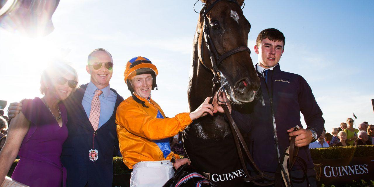 Limerick jockeys Billy Lee and Mark Enright land Galway festival awards