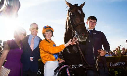 Limerick jockeys Billy Lee and Mark Enright land Galway festival awards