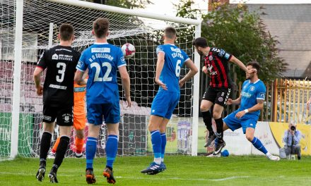 Limerick FC easily beaten by Bohemians on miserable night in Dublin