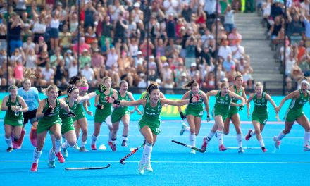 WATCH: Ireland stun Spain to make Hockey World Cup Final