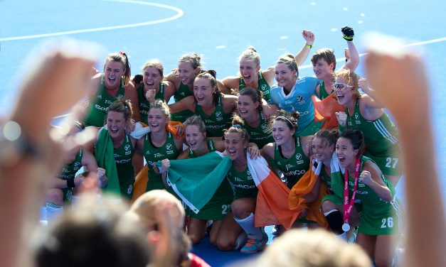 "LISTEN: David Passmore praises ""resilient"" Roisín Upton as Ireland face into World Cup Final"
