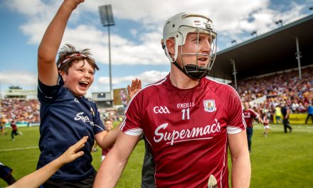 WATCH – Galway progress to meet Limerick in All Ireland final