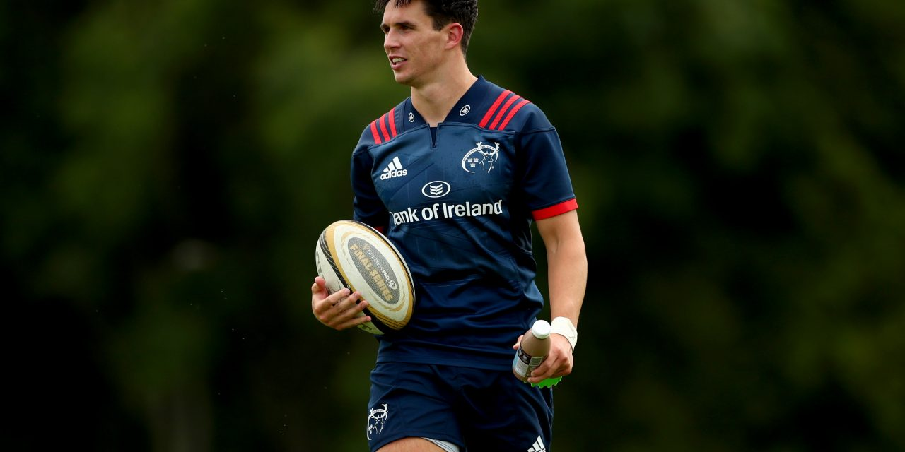 Joey Carbery took the road less travelled