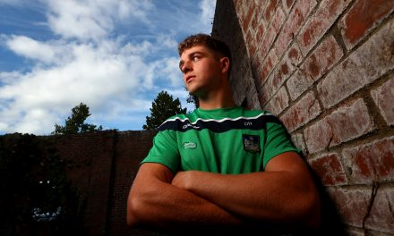 "WATCH: Limerick's David Reidy says ""Its been a long road getting there"""